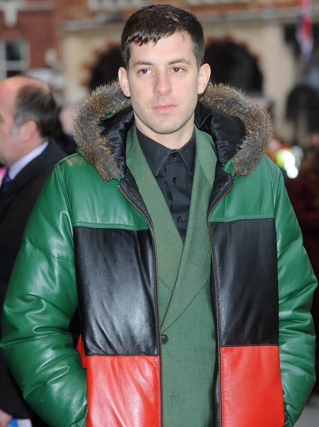 Mark Ronson Puffa Jacket