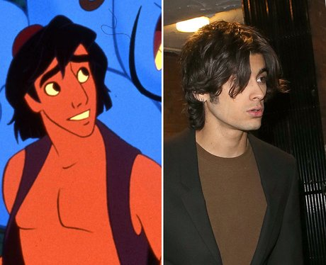 Pop Stars Who Look Like Disney Characters