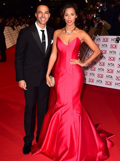 Rochelle and Marvin NTA's 2015