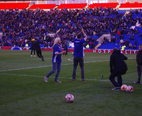 Capital Kick - CCFC v Derby