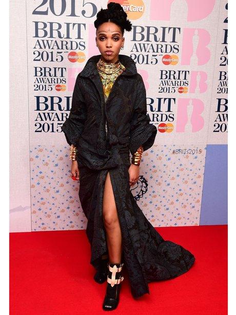 FKA Twigs BRIT Awards Nominatiosn 2015