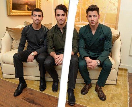 Jonas Brothers Split