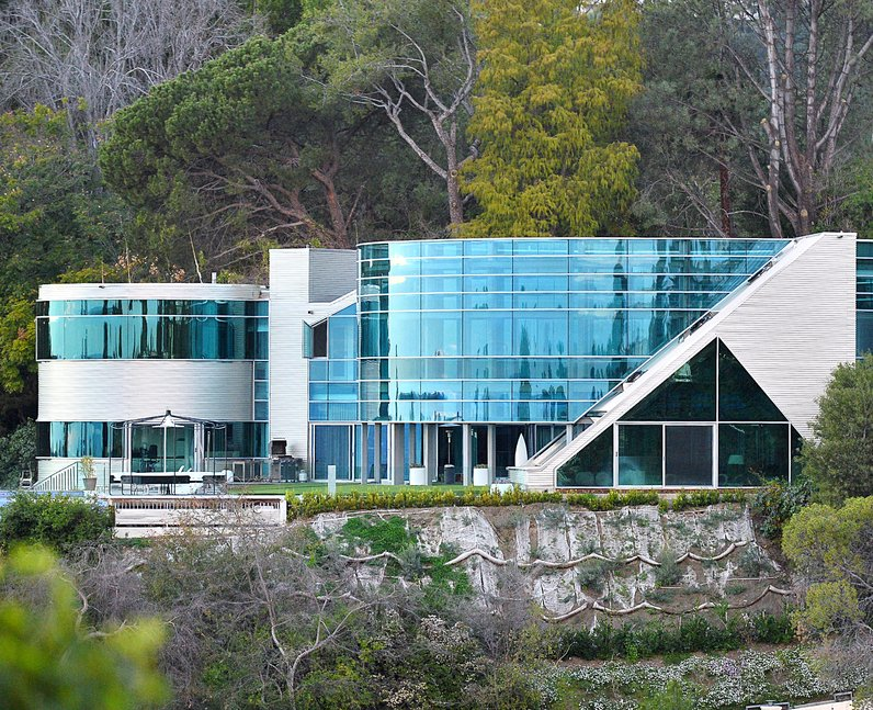 Justin Bieber new home