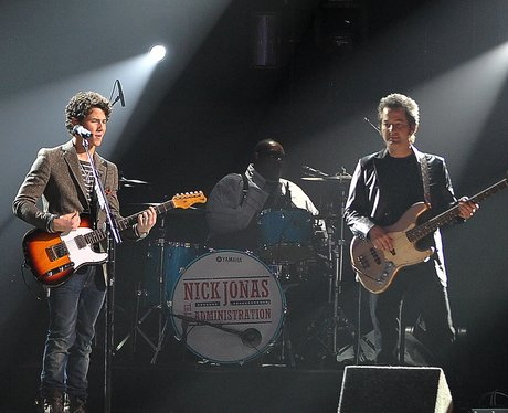 Nick Jonas & The Administration,