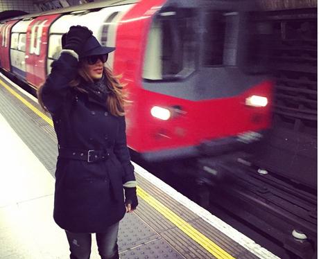 Nicole Scherinzger Tube Underground