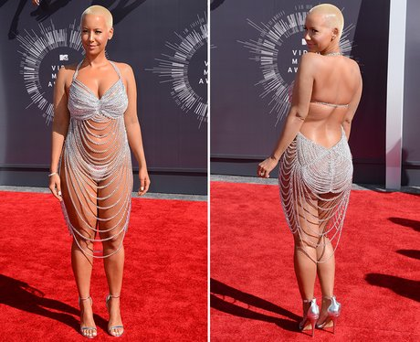 Amber Rose String dress