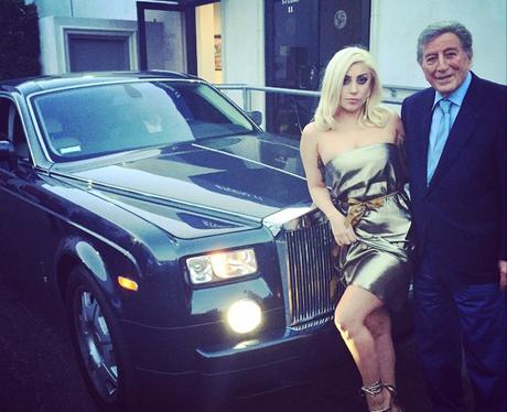 Lady Gaga and Tony Bennet