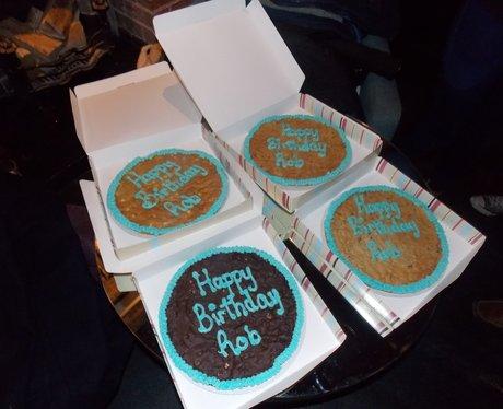 Rob's Birthday Party!