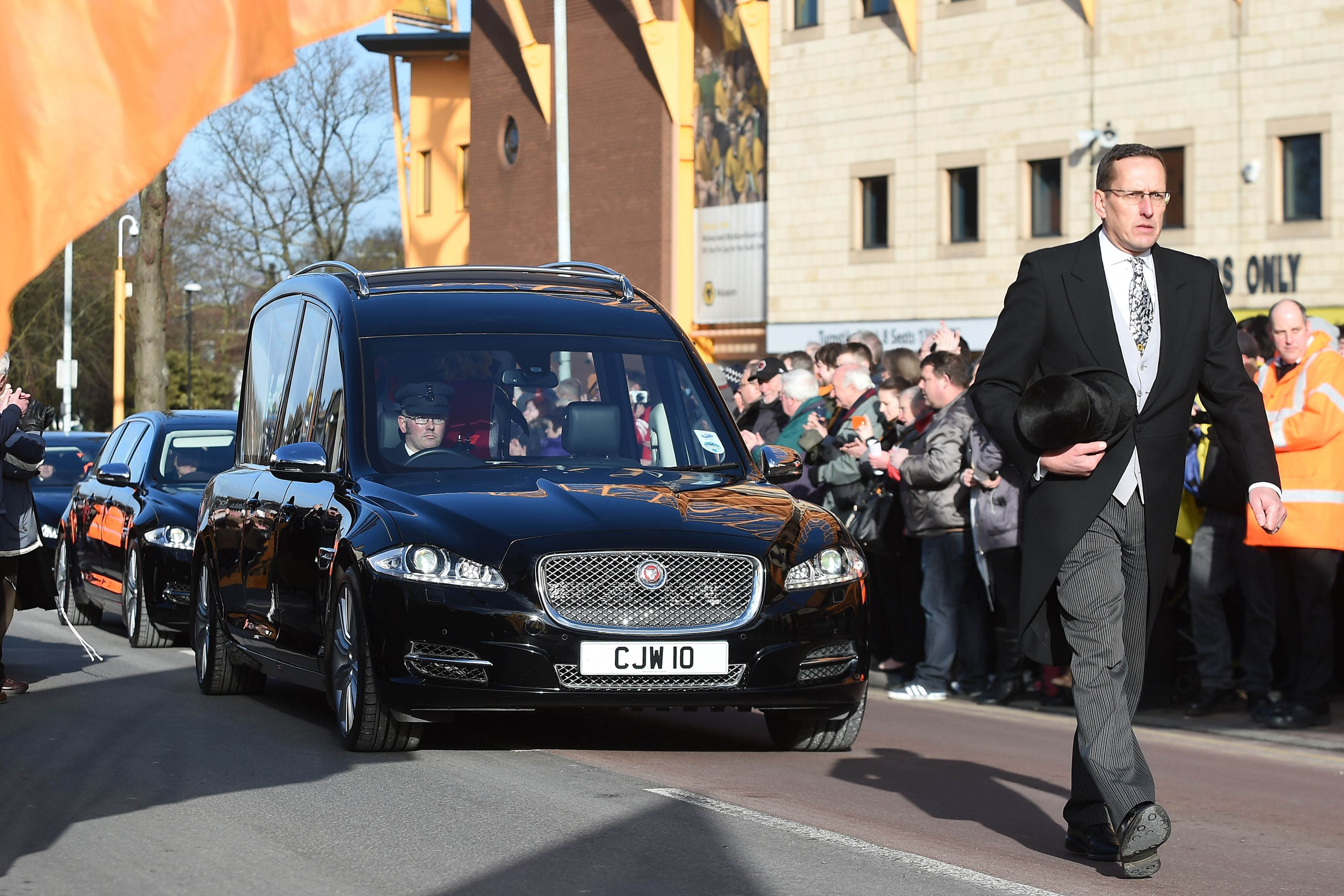 Sir Jack Hayward Funeral