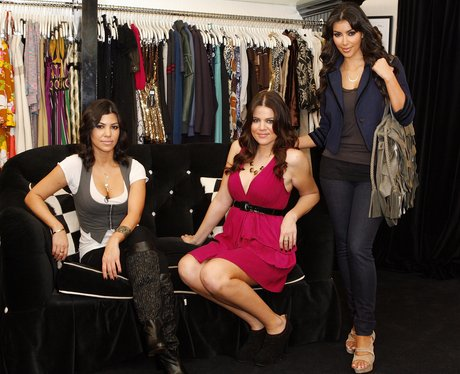 Kardashians Dash Boutique