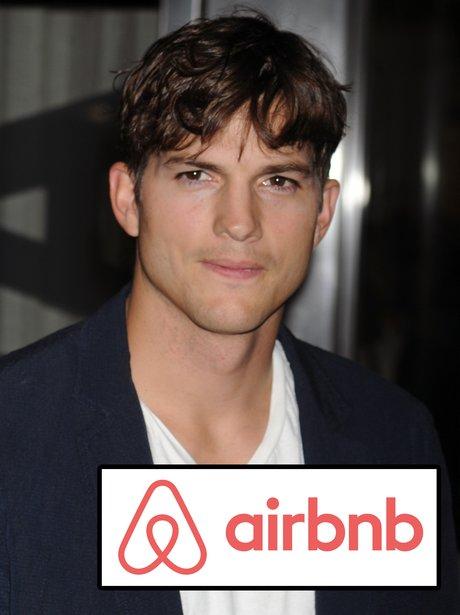 Ashton Kutcher Airbnb