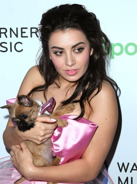 Charli XCX Dog Grammy Awards After Party 201