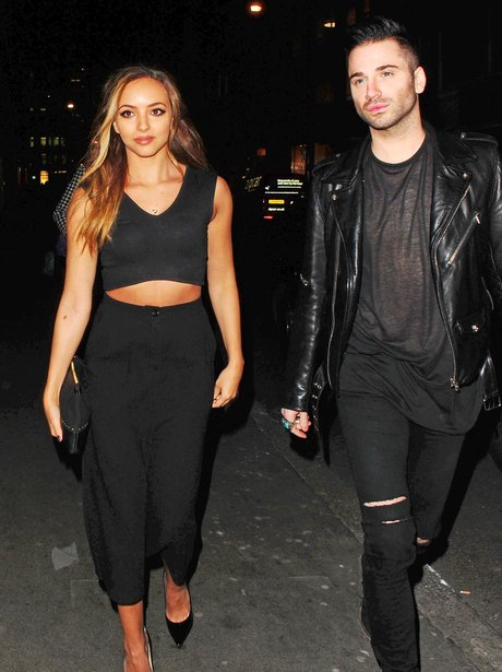 Jade Thirwall on a night out
