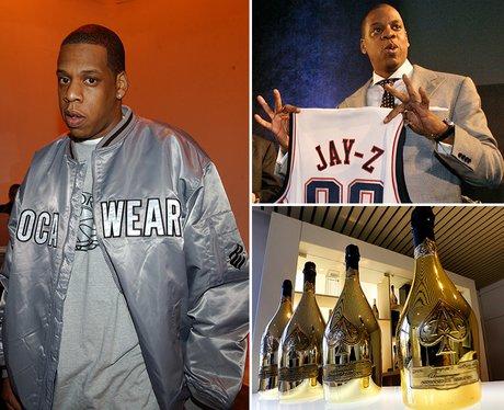 Jay Z Side Gigs