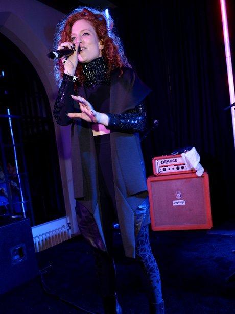 Jess Glynn Grammys 2015 After Party