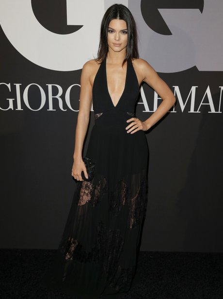 Kendall Jenner Grammy After Party 2015