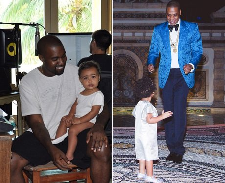 North West V. Blue Ivy