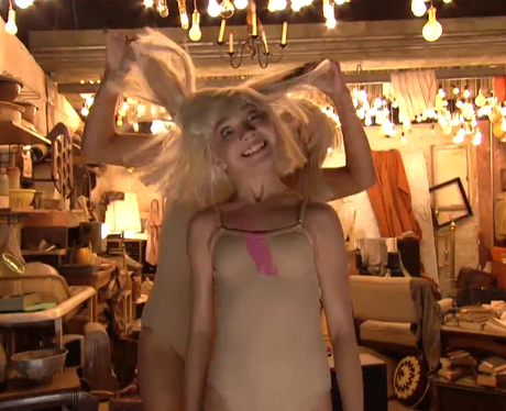 Sia Grammys Performance 2015