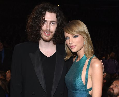 Taylor Swift and Hozier, Grammy Awards