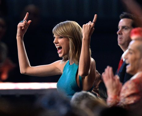 Taylor Swift at the Grammy Awards 2015
