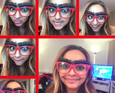 Jade Thirlwall Funny Face