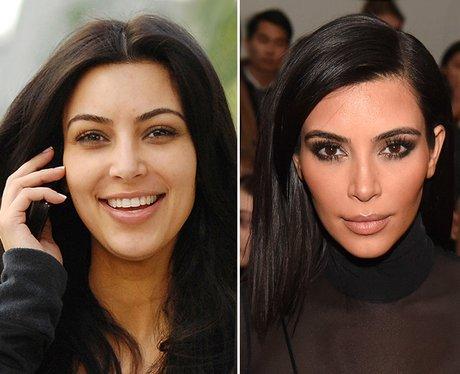 Kim Kardashian No Make-Up