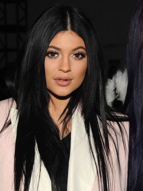 Kylie Jenner Teath Grilz Fashion Week 2015
