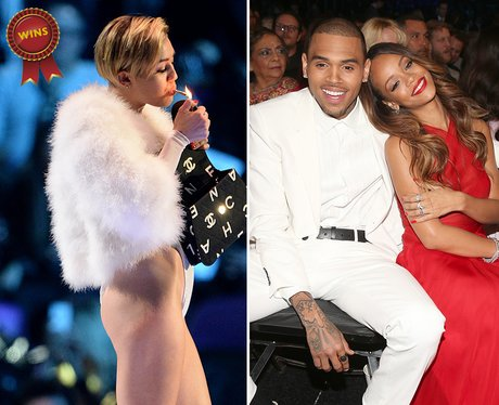 Rihanna V. Miley: The Baddest Girls In Pop