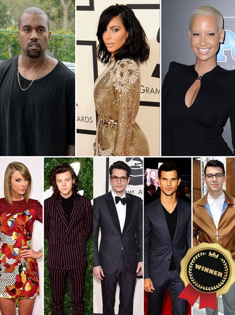 Long List Of Ex Lovers Their Famous Partners Yeezy Vs Tay Tay The Ultimate Capital