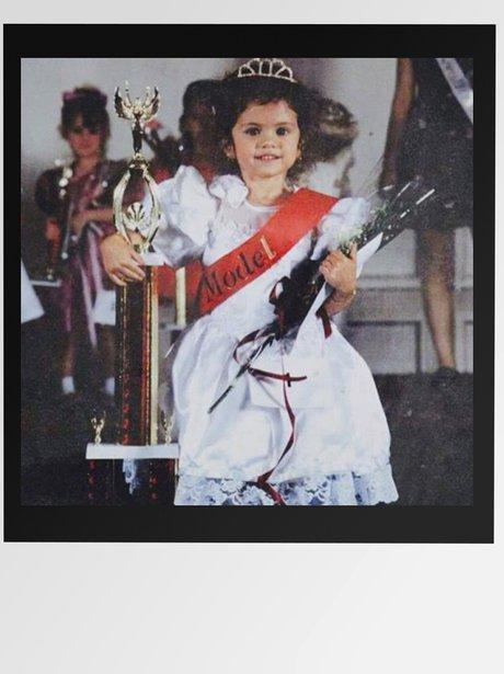 Throw Back Thursday: Selena Gomez