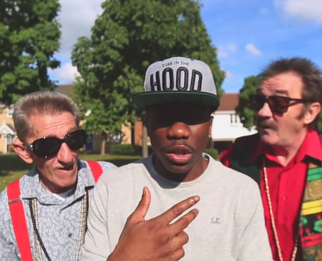 Tinchy Stryder Chuckle Brothers