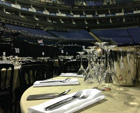 Backstage BRIT Awards 2015