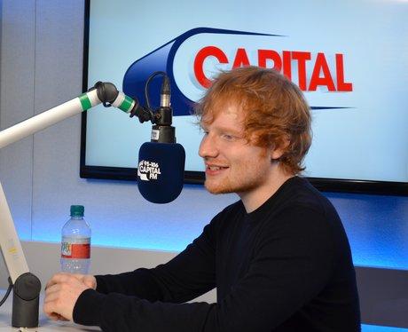 Ed Sheeran Backstage BRIT Awards 2015