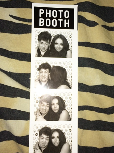 Jesy and Jake Photobooth