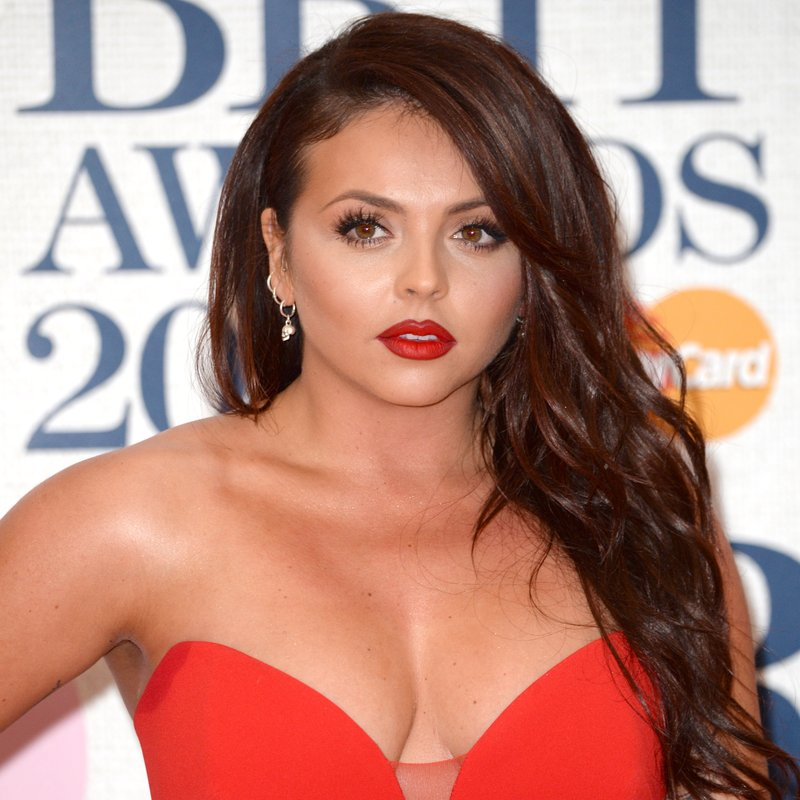 Jesy Nelson BRIT Awards 2016