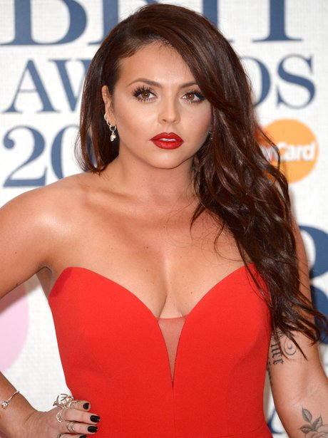 Jesy Nelson BIRT Awards Red Carpet 2015
