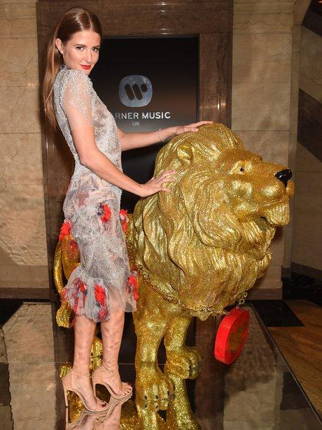 Millie Mackintosh BRIT Awards After Party 2015