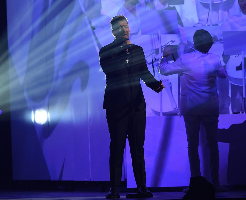 Sam Smith BRIT Awards  2015 Performance