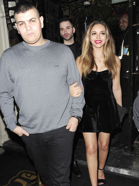 Jade Thirwall and Brother