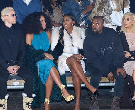 Jared Leto, Solange Knowles, Kelly Rowland, Kanye