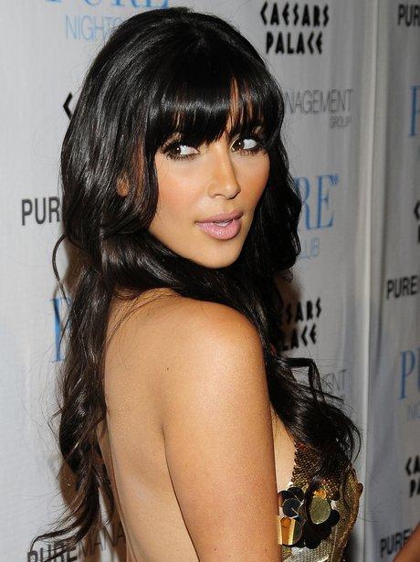 Kim Kardashian Fringe