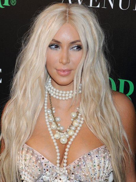 Kim Kardashian Halloween Mermaid