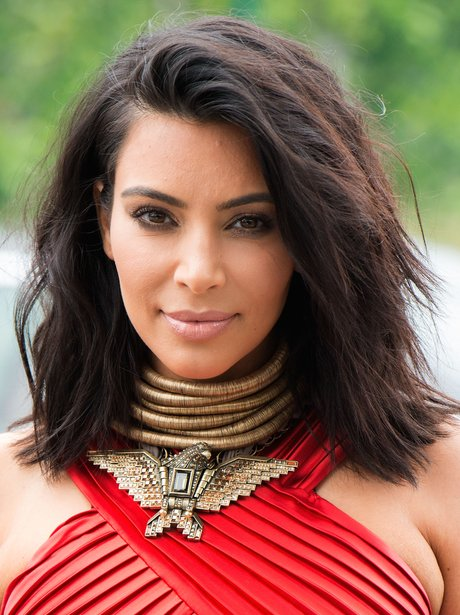 Chop chop! Kim debuted her much shorter stylish cut at the ...