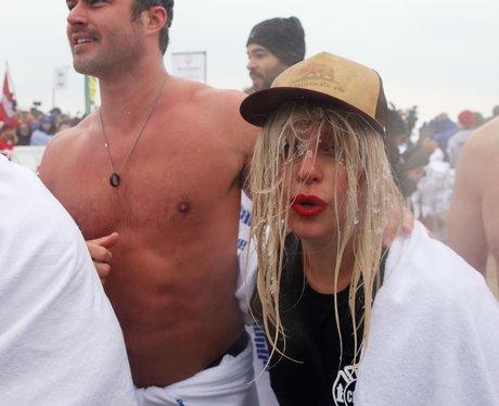 Lady Gaga - Chicago Polar Plunge