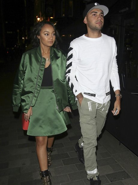 Leigh Anne Pinnock and Boyfriend