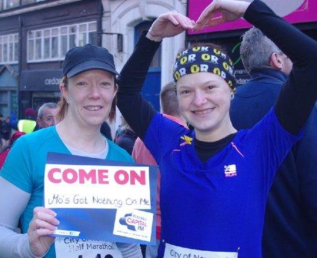 Newport Half Marathon Pre Race