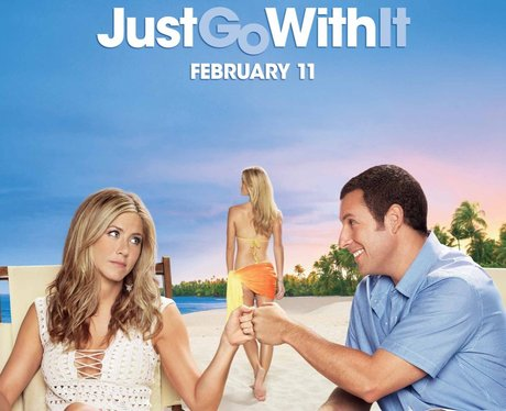 Just Go With it- Netflix
