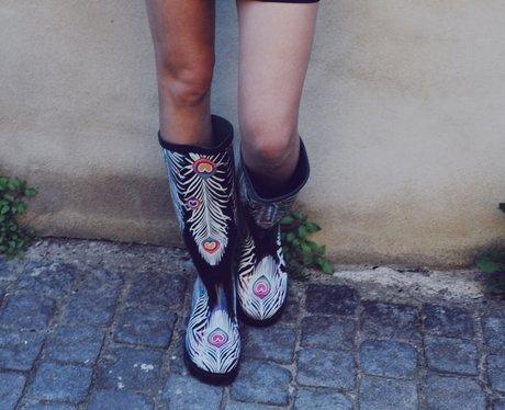 Millie Mackintosh Wellington Boots