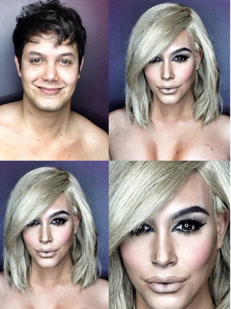 Paolo Ballesteros Transformed Into  Celeb