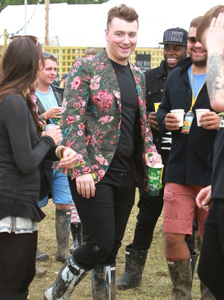 Sam Smith Glastonury